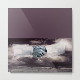 Modest Mouse - The Moon and Antarctica Metal Print