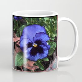 Spring Violet in NYC Coffee Mug
