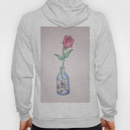 Roses fall, but the thorns remain Hoody