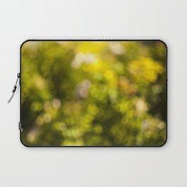 Beautiful bokeh Laptop Sleeve