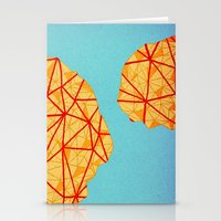 detroit Stationery Cards featuring - detroit - by Magdalla Del Fresto