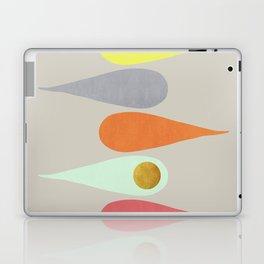 Vintage minimal improvisation 3 Laptop & iPad Skin