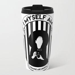 My whole life is a dark room Travel Mug