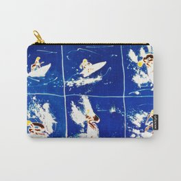 SURF CARNIVAL        by Kay Lipton Carry-All Pouch