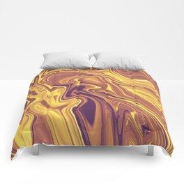 Golden Marble 022 Comforters