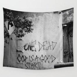 social injustice Wall Tapestry