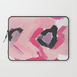 Twirl: Pink Laptop Sleeve