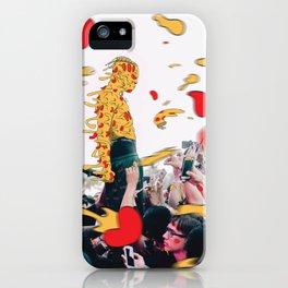 XXXpizza iPhone Case