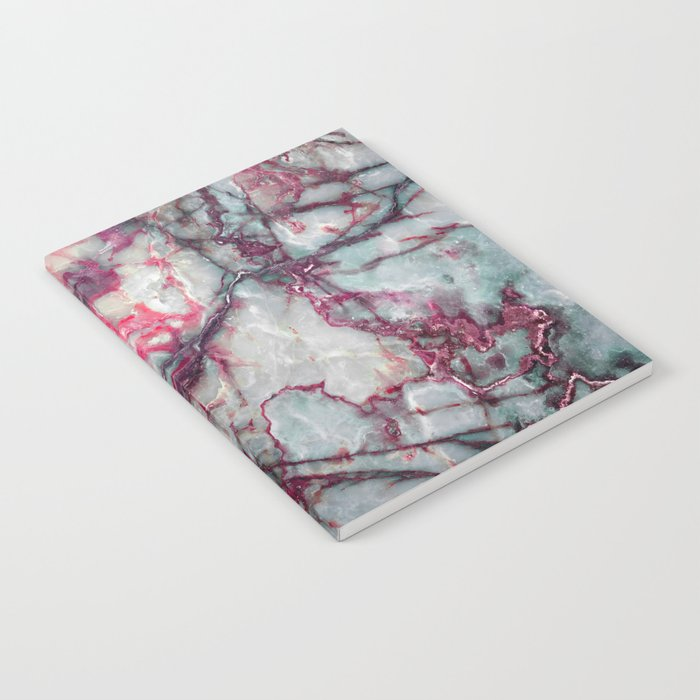 Grey Marble Notebook