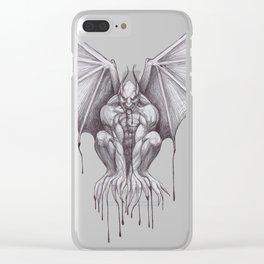 Gargoyle Clear iPhone Case