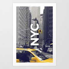 NYC Basic [3] Art Print
