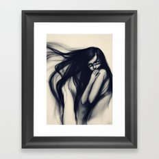 Oblivious Framed Art Print
