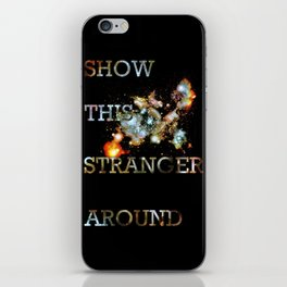 This Stranger iPhone Skin