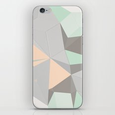 Origami II iPhone Skin