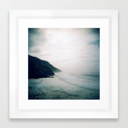 USA Wet 05 Framed Art Print