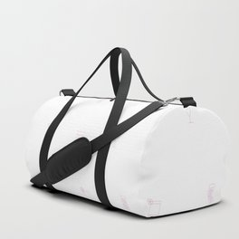 Cocktailparty Duffle Bag