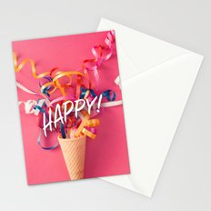 Happy! Stationery Cards