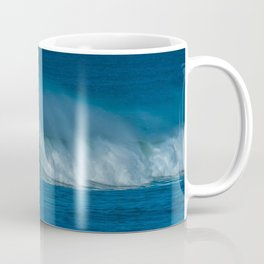 Surf and the City (vertical) Coffee Mug