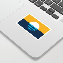 The People's Flag of Milwaukee Sticker