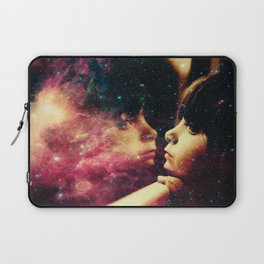 Face in the Space Laptop Sleeve