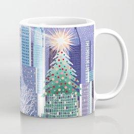 Christmas Park Coffee Mug