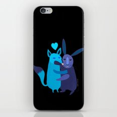 Why can't we all just get along? iPhone & iPod Skin