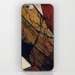 Epidote and Quartz iPhone Skin