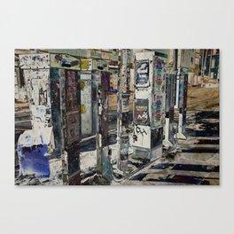 payphones Canvas Print