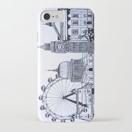 You sound like you're from London iPhone Case