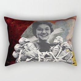 ...Danse Macabre... Rectangular Pillow