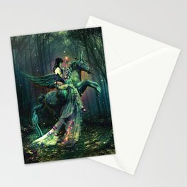 the Each Uisge - Prince of Waterhorses Stationery Cards