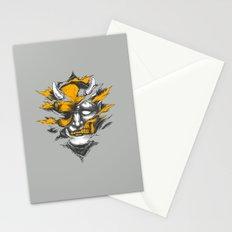 Devil Beside You Stationery Cards