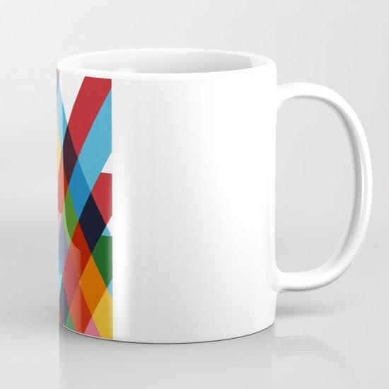 Ribbons Overlay ///www.pencilmeinstationery.com Mug