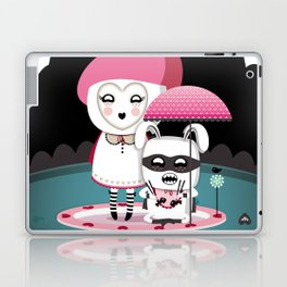Super Tofu Boy and Sweet Sweet Tofu Laptop & iPad Skin