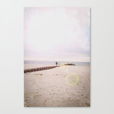 The Arms of the Ocean Deliver Me Canvas Print