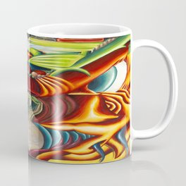 Totemic Coffee Mug
