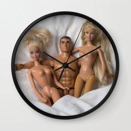 Guys'n Gals Wall Clock