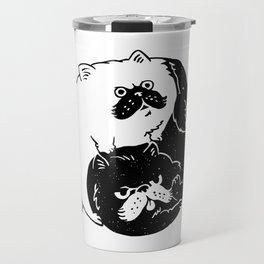 The Tao of Cats Travel Mug