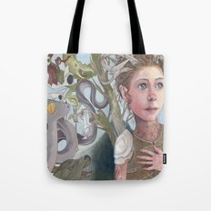 Horns and Armor Tote Bag