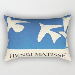 Henri Matisse Exhibition poster 1947 Rectangular Pillow