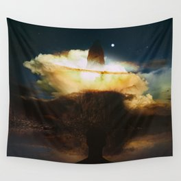 UNIVERSE'S MYSTERY Wall Tapestry