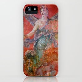 The Victory with Wings iPhone Case