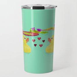 Duckies Travel Mug