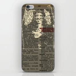 What We Do in the Shadows (Dictionary Page) iPhone Skin