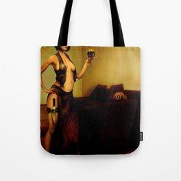 """The bad customer"" Tote Bag"