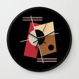 Maricopa No. 2 Wall Clock