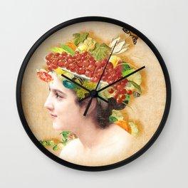 Gaea Wall Clock