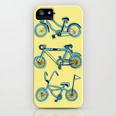 Gonna ride my bike 'til I get home iPhone (5, 5s) Slim Case