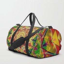 The Mandala Art #1 Duffle Bag