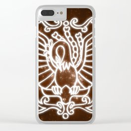 Phoenix Icon Clear iPhone Case